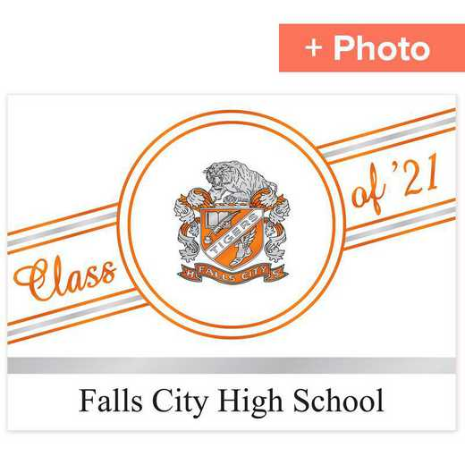 Falls City High Official Announcements with Photo