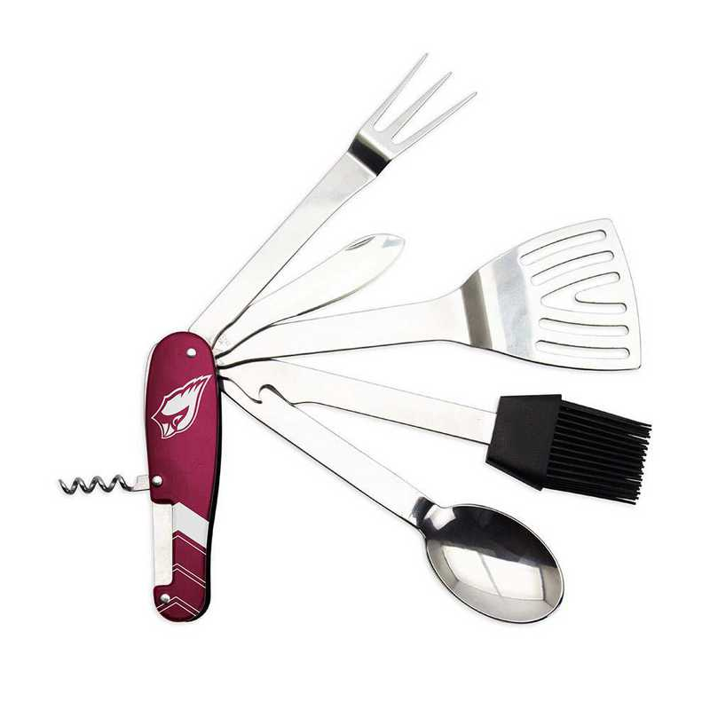 BQNFL01: TSV   Arizona Cardinals BBQ Multi Tool