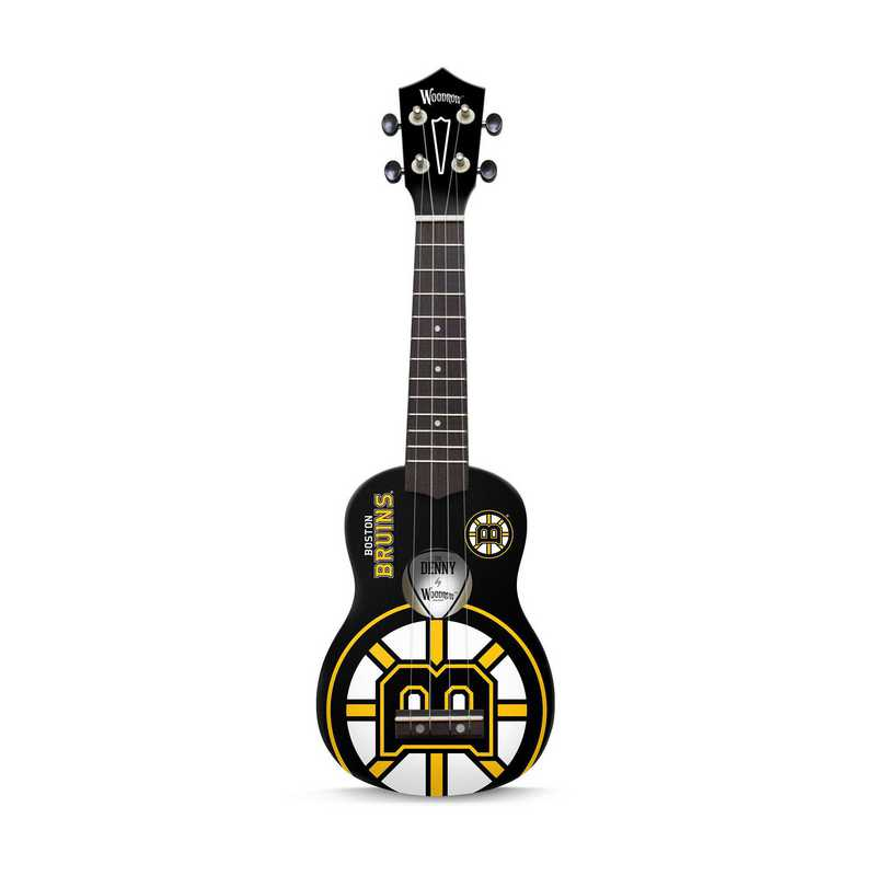 UKNHL37:  Boston Bruins Ukulele