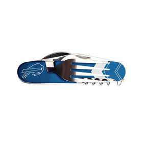 UNNFL04: TSV   Buffalo Bills Utensil Multi Tool