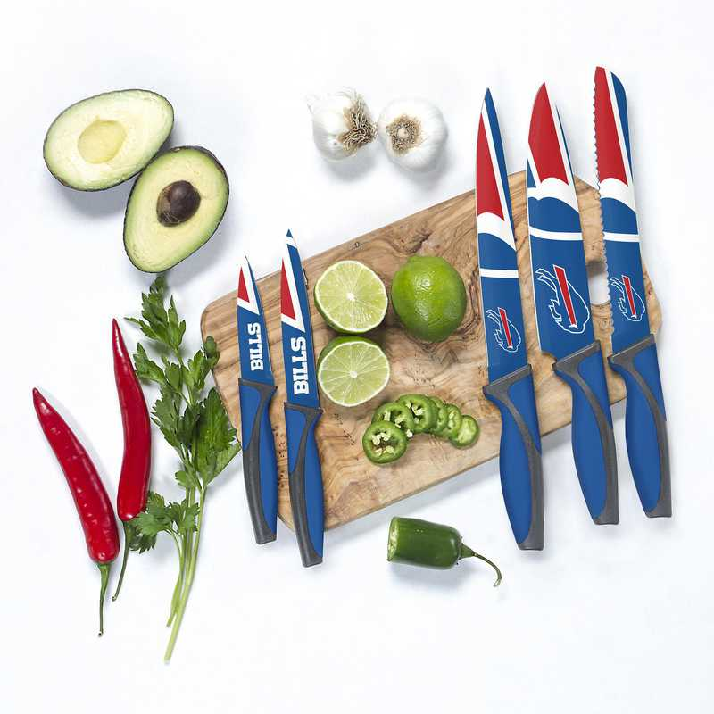KKNFL04: TSV Buffalo Bills Kitchen Knives