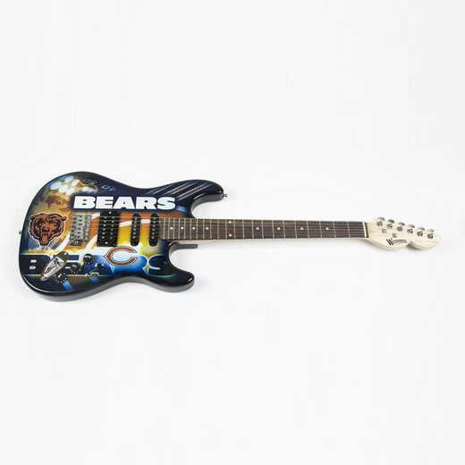 NENFL06:  Chicago Bears Northender Guitar