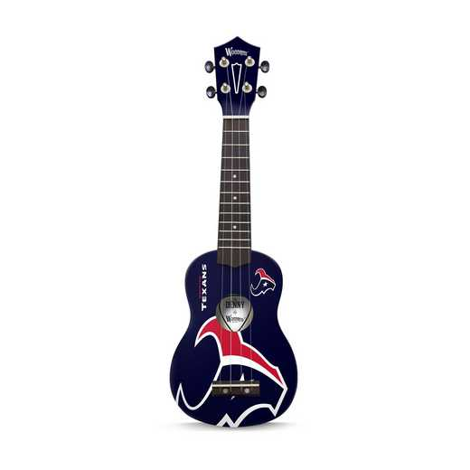 UKNFL48:  Houston Texans Ukulele