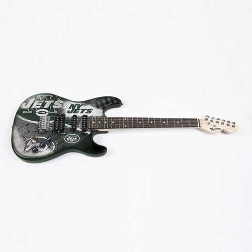 NENFL22:  New York Jets Northender Guitar