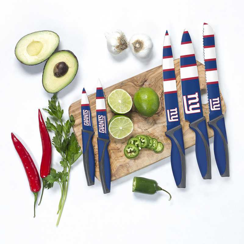 KKNFL21: TSV New York Giants Kitchen Knives