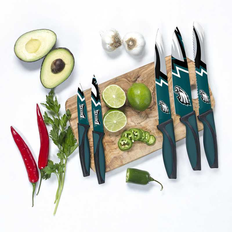 KKNFL24: TSV  Philadelphia Eagles Kitchen Knives