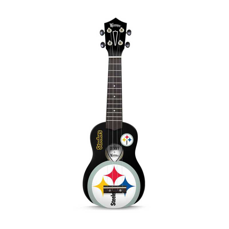 UKNFL60:  Pittsburgh Steelers Ukulele