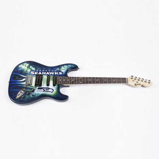 NENFL29:  Seattle Seahawks Northender Guitar