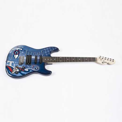 NENFL31:  Tennessee Titans Northender Guitar