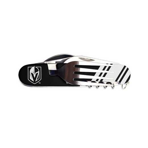 UNNHL64: TSV  Vegas Golden Knights Utensil Multi Tool