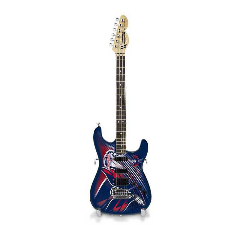 GMNHL61: TSV  Washington Capitals Mini Guitar