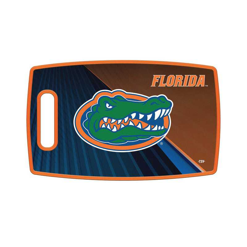 TSV Florida Gators Large Cutting Board: Unisex