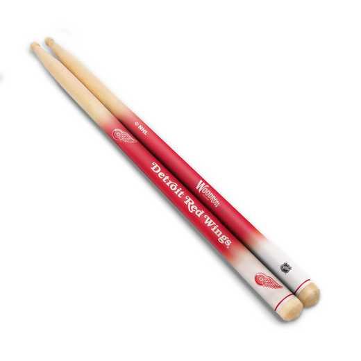 DSNHL11:  Detroit Red Wings Drum Sticks