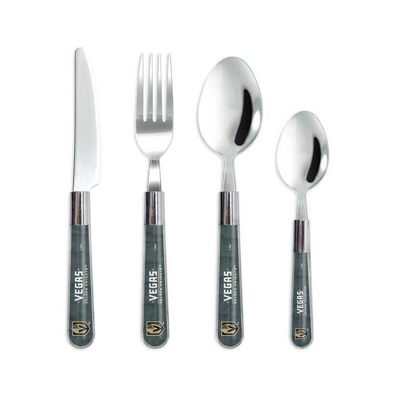 TSV Vegas Golden Knights Flatware Set : Unisex