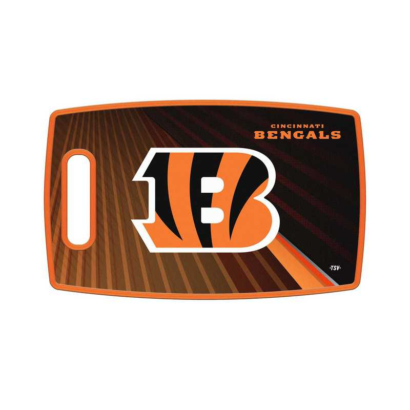 TSV Cincinnati Bengals Large Cutting Board  : Unisex