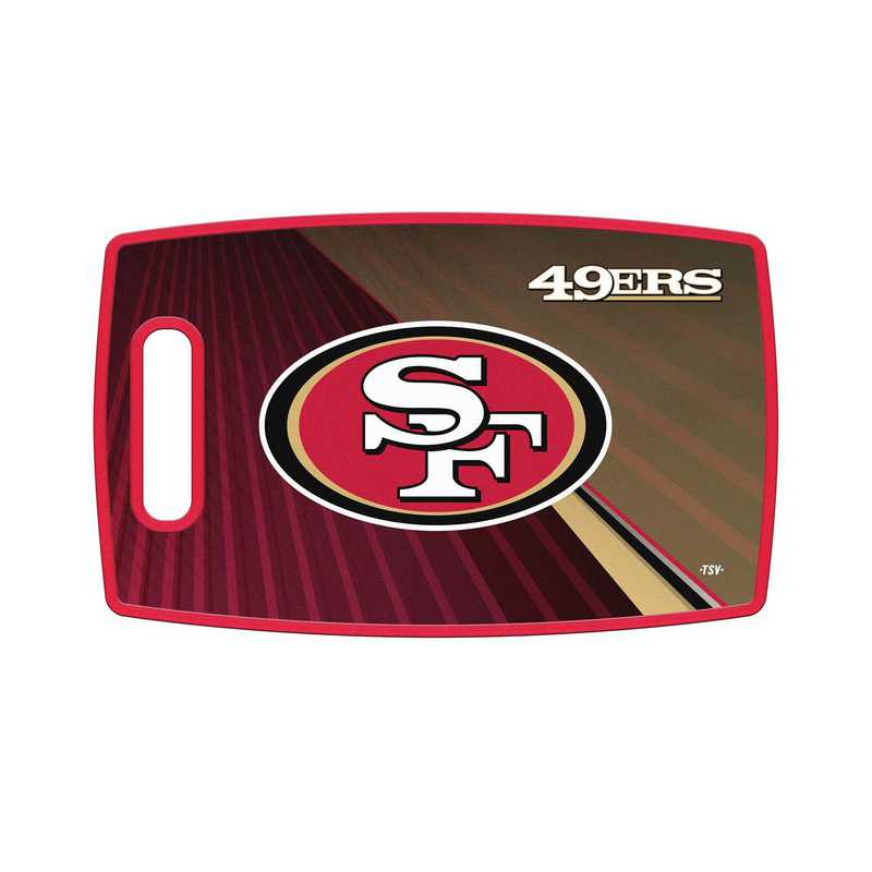 TSV San Francisco 49'ers Large Cutting Board  : Unisex