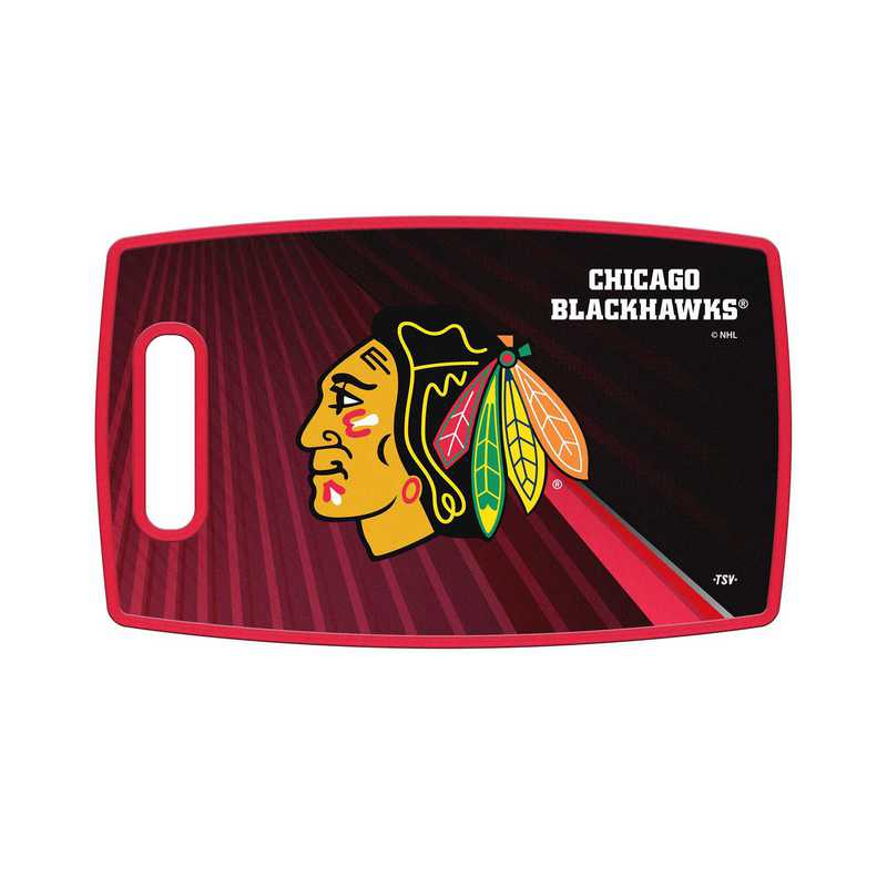 TSV Chicago Blackhawks Large Cutting Board  : Unisex