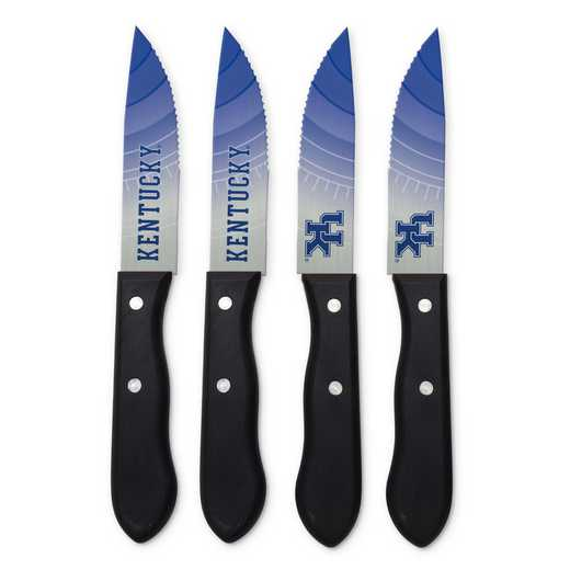TSV Kentucky Wildcats Steak Knives: Unisex