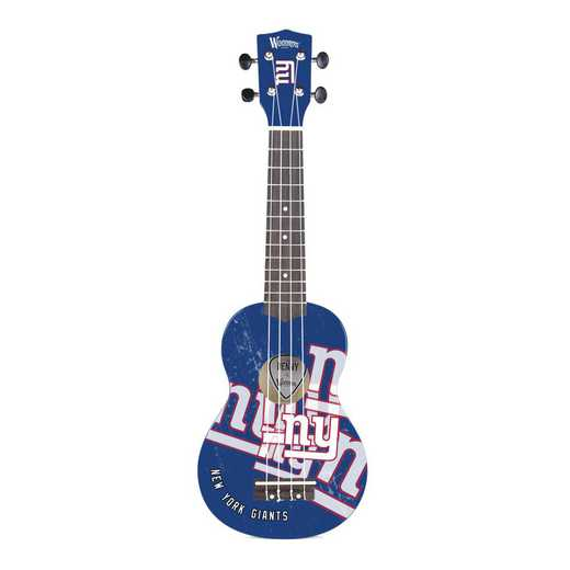 UKNFL21:  New York Giants Ukulele