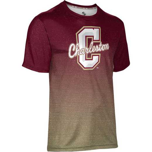 ProSphere College of Charleston University Men's Performance T-Shirt (Ombre)