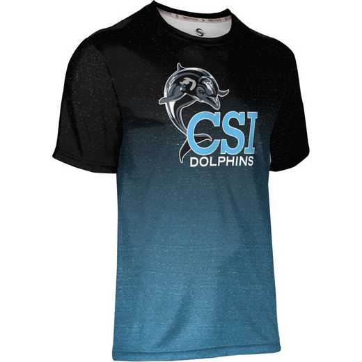 ProSphere College of Staten Island University Men's Performance T-Shirt (Ombre)