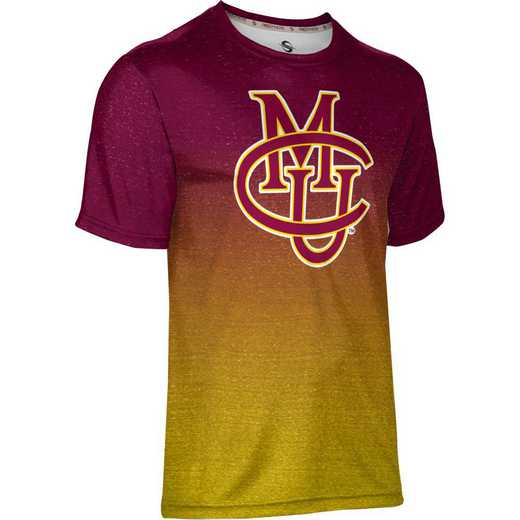 ProSphere Colorado Mesa University Men's Performance T-Shirt (Ombre)