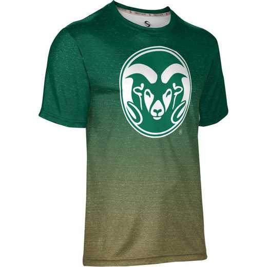 ProSphere Colorado State University Men's Performance T-Shirt (Ombre)