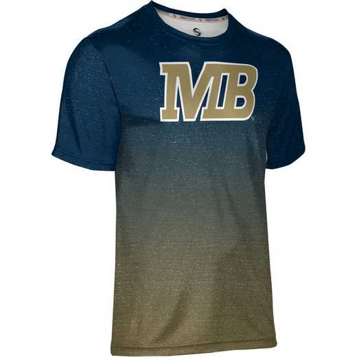 California State University Monterey Bay Men's Performance T-Shirt (Ombre)