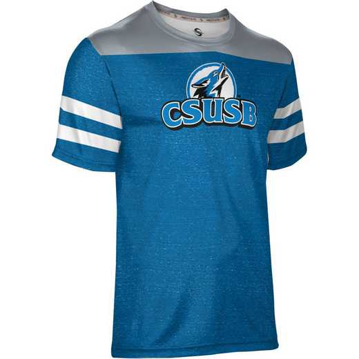 California State University San Bernardino Men's Performance T-Shirt (Gameday)