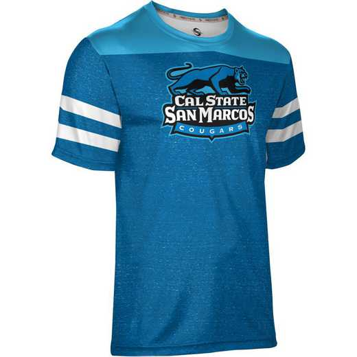 California State University San Marcos Men's Performance T-Shirt (Gameday)