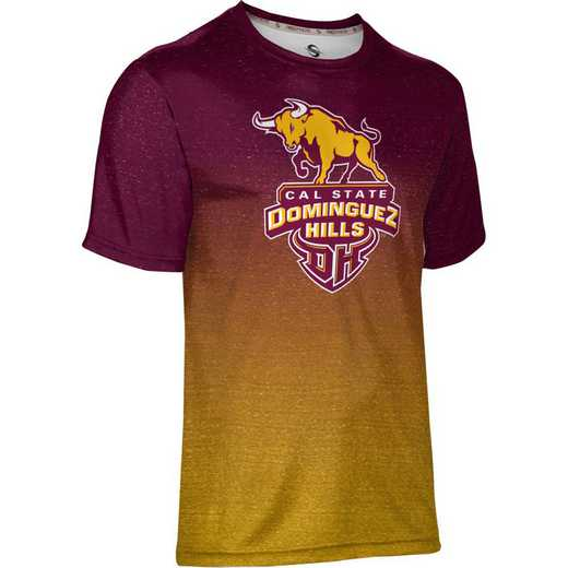California State University- Dominguez Hills Men's Performance T-Shirt (Ombre)
