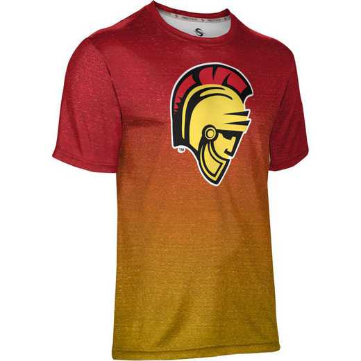 California State University- Stanislaus Men's Performance T-Shirt (Ombre)