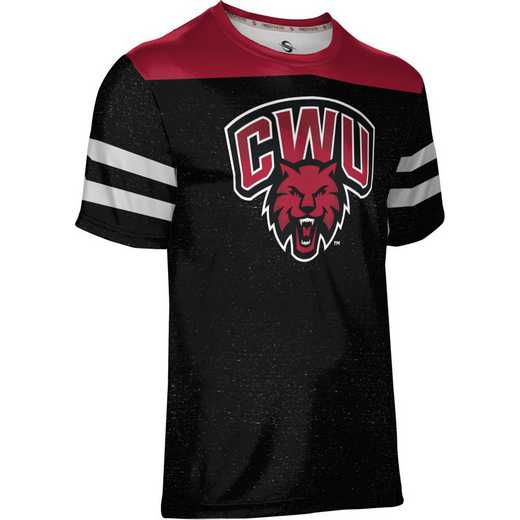 ProSphere Central Washington University Men's Performance T-Shirt (Gameday)