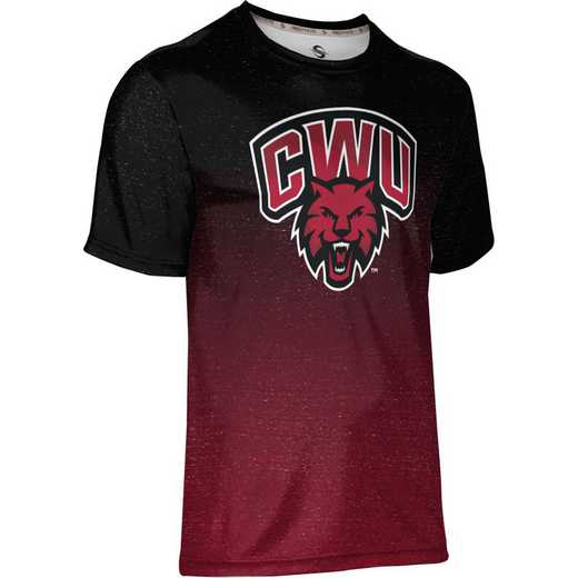 ProSphere Central Washington University Men's Performance T-Shirt (Ombre)