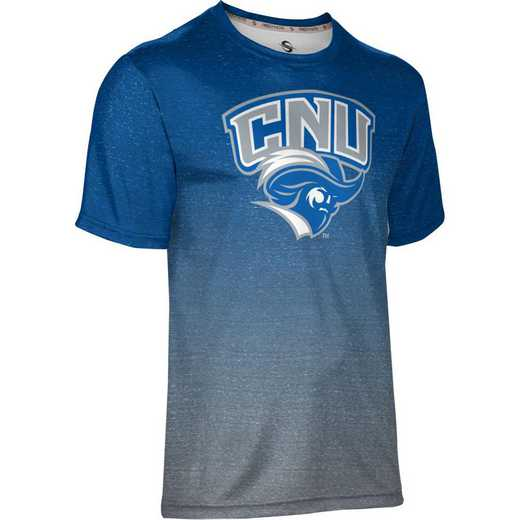 ProSphere Christopher Newport University Men's Performance T-Shirt (Ombre)