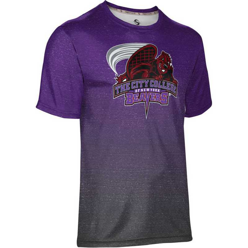 ProSphere City College of New York Men's Performance T-Shirt (Ombre)