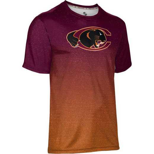 ProSphere Claflin University Men's Performance T-Shirt (Ombre)