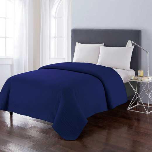 Columbus Modern Quilt- Blue