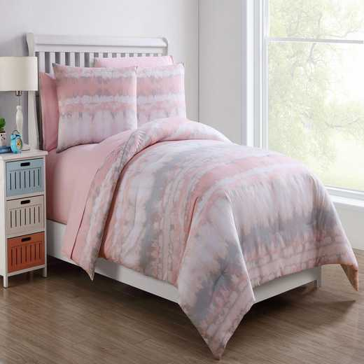 Blush Crush Comforter Set