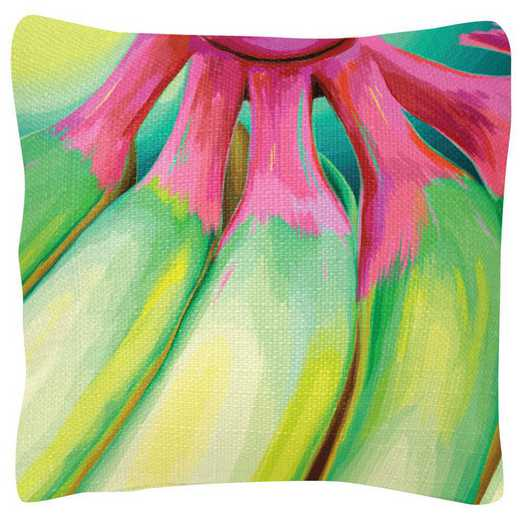WT103956: SQUARE PILLOWS BANANA