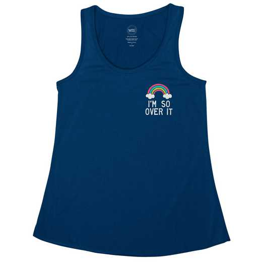 WIT! TANK TOPS RAINBOW