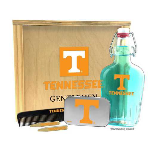 TN-UT-GK2: Tennessee Volunteers Gentlemen's Toiletry Kit Keepsake