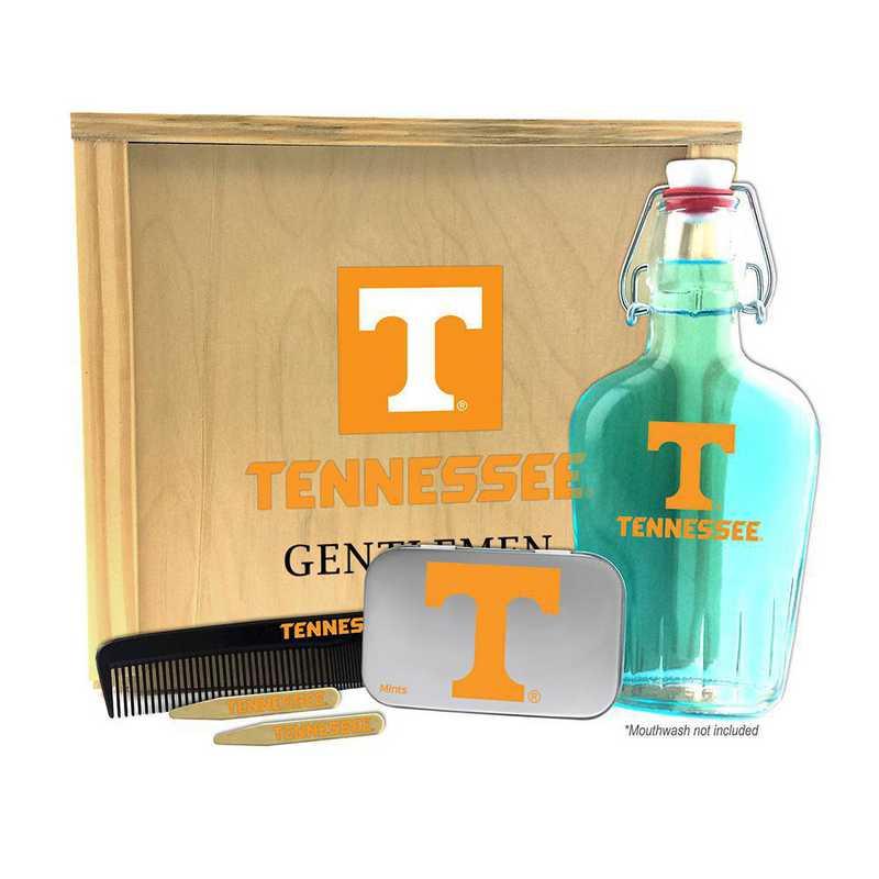TN-UT-GK2: Tennessee Volunteers Gentlemen's Toiletry Kit Keepsake