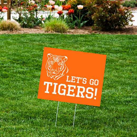 Customizable Yard Sign