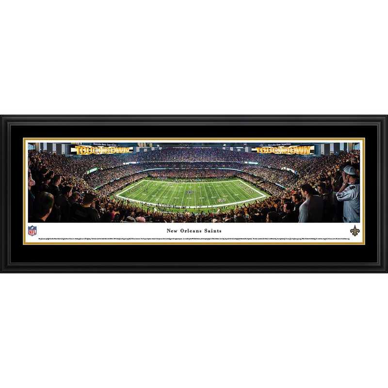 New Orleans Saints - Panoramic Print