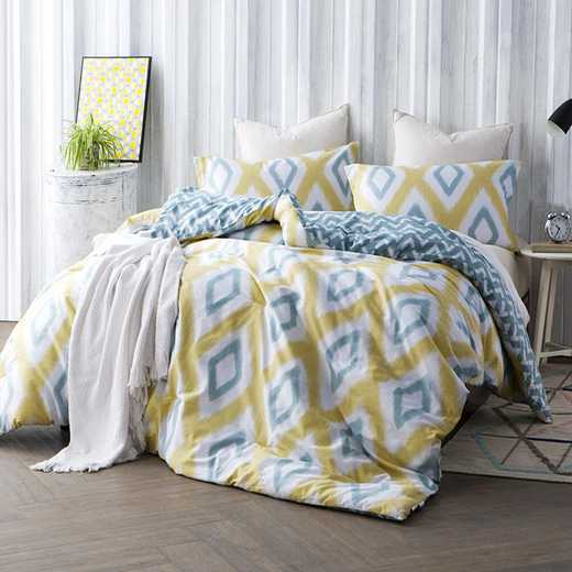 Y1-DBYB-TXL: Diamond Twin XL Comforter