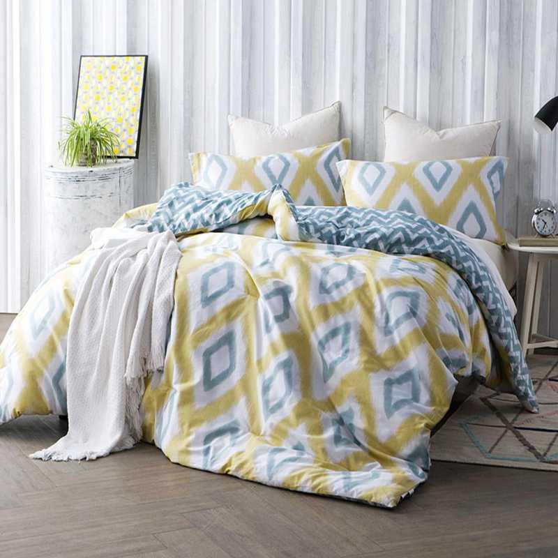 Y1-DBYB-TXL: Diamond Twin XL Comforter