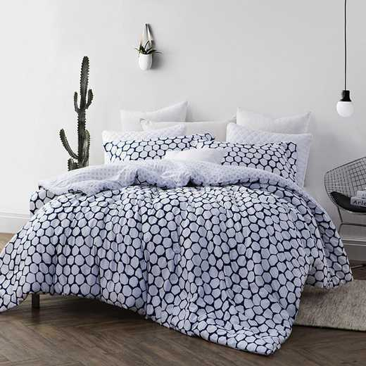 A2-MHBYB-TXL: Midnight Hive Twin XL Comforter