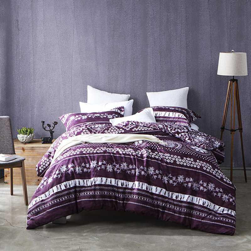 D2-MLBYB-TXL: Mulberry Lilac Twin XL Comforter