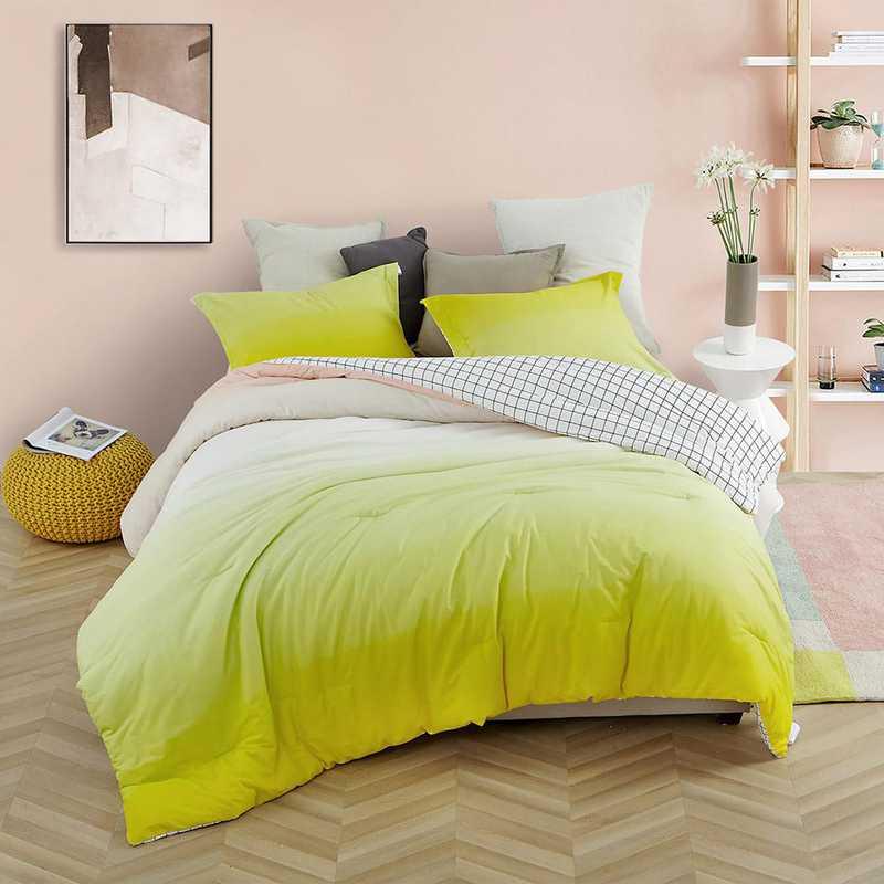 231COMF-BYB-TXL: Ombre Sunshine Twin XL Comforter